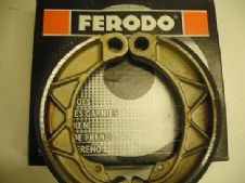 Brake shoes GP (FERODO SINTERED)  Race version